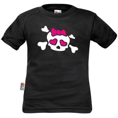 t-shirt-enfant-original-crane-amoureux
