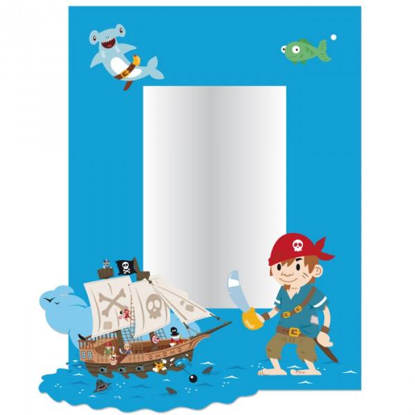 miroir-enfant-cadre-pirate