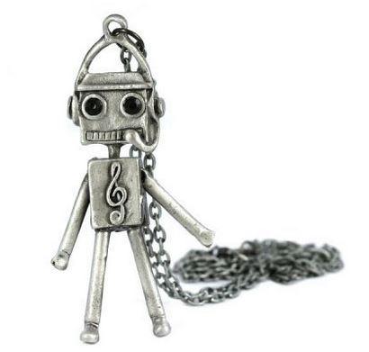 sautoir robot