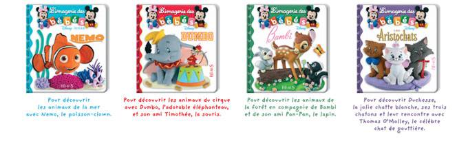 livres-disney-fleurus