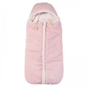 chanceliere-couverture-poussette-ou-siege-auto-rose