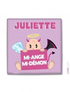 petit-tableau-personnalise-mi-ange-mi-demon-fille