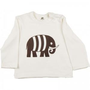 tee-shirt-garcon-blanc-elephant-taupe-coton-bio