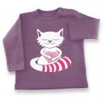 tee-shirt-interlock-molletonne-bio-manches-longues-prune-chat-minizabi