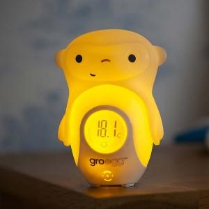 Test avoir une bonne temp rature dans la chambre de b b avec le gro egg concours maman cat - Temperature dans une chambre de bebe ...