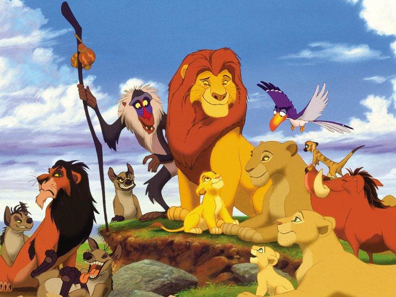 Le_Roi_Lion-Personnages1