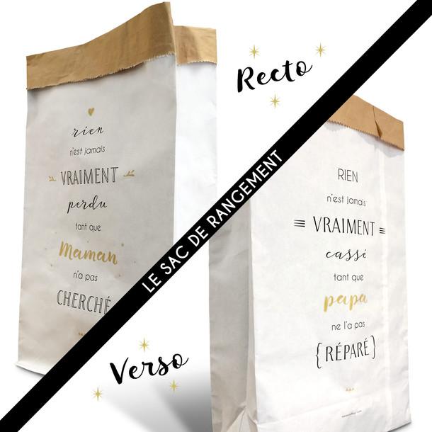 Test mon paper bag xxl mes mots d co code promo - Mon corner deco code promo ...