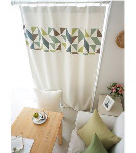 test mes rideaux en lin le march du rideau maman cat. Black Bedroom Furniture Sets. Home Design Ideas